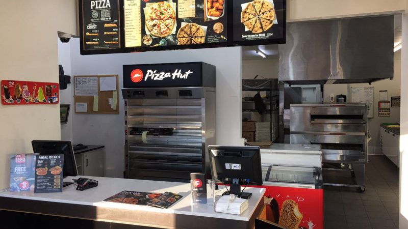 Pizza Hut in NOR Developing Area