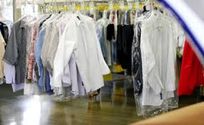 Long established monopoly dry cleaners business.