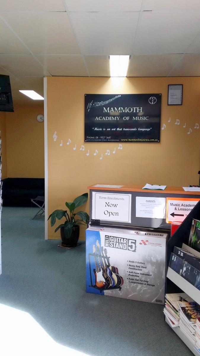 Music Retailer & Teaching Academy