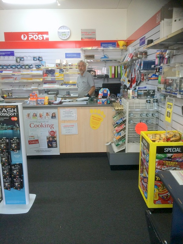 Licensed Post Office Southern Suburbs