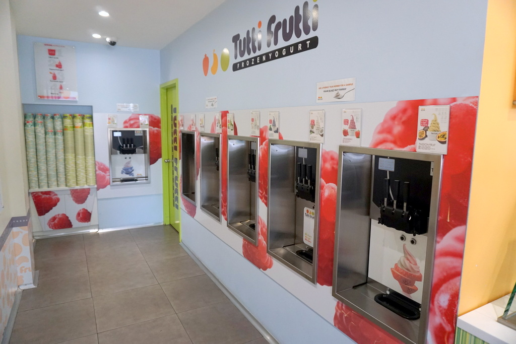 Frozen Yogurt – Estab 3 years, net $ 130k Price slashed !!