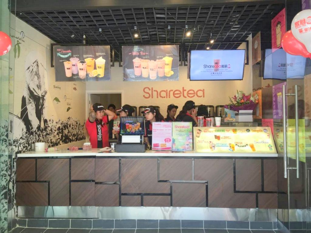 NEW EXCITING BUBBLE TEA FRANCHISE