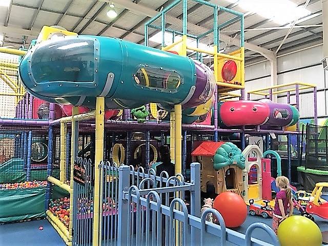Children's Indoor Playground & Cafe