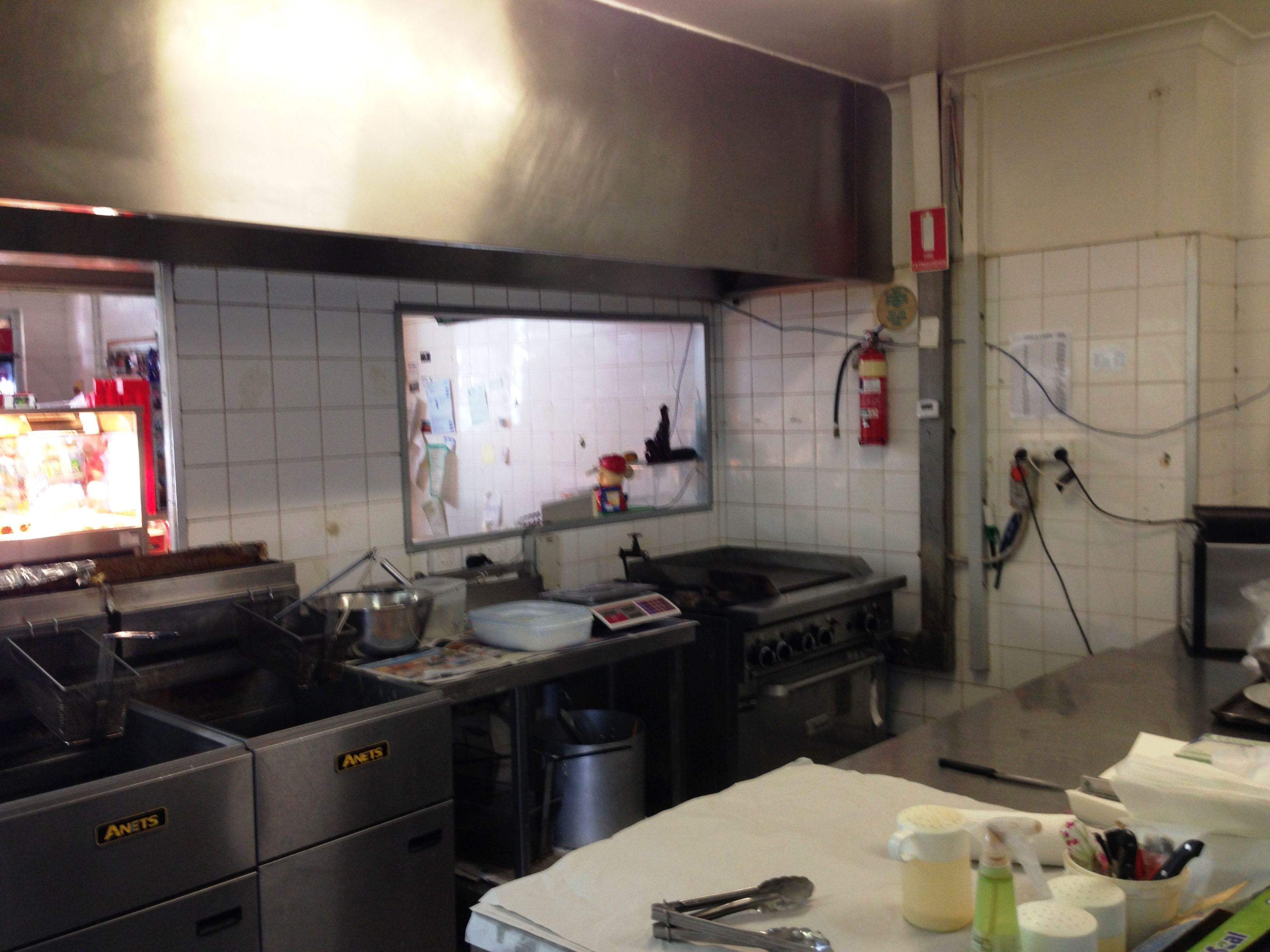 Lunch Bar – F&C – Convenience Store, Owner Wants it SOLD