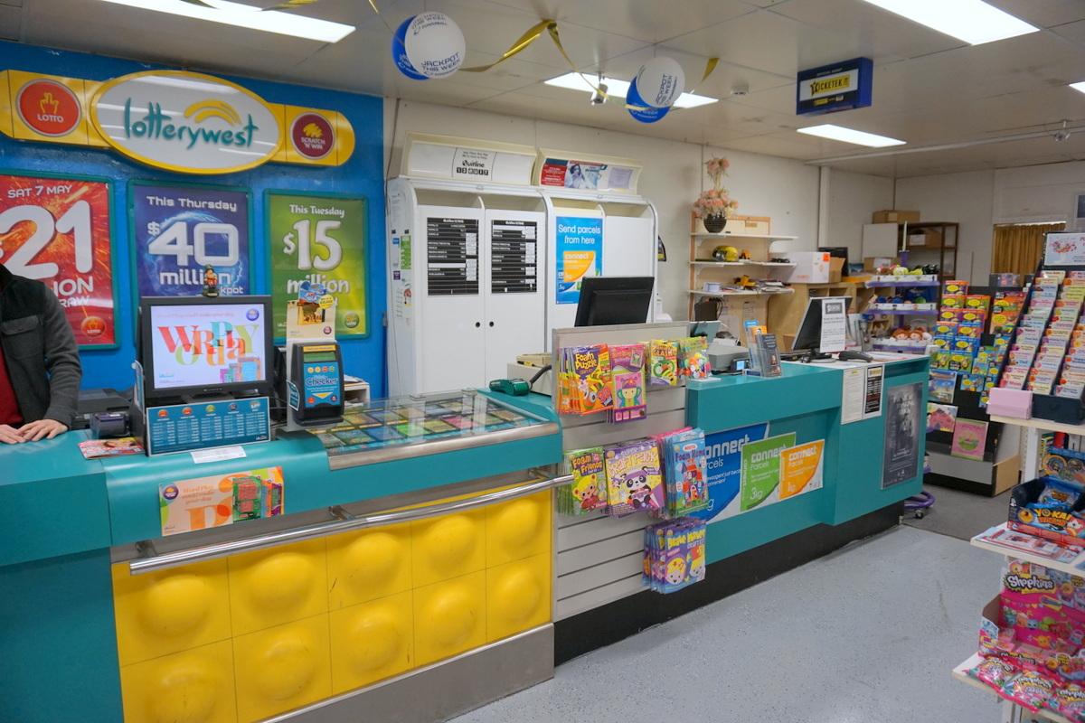 News/Lotto in small suburban centre NOR
