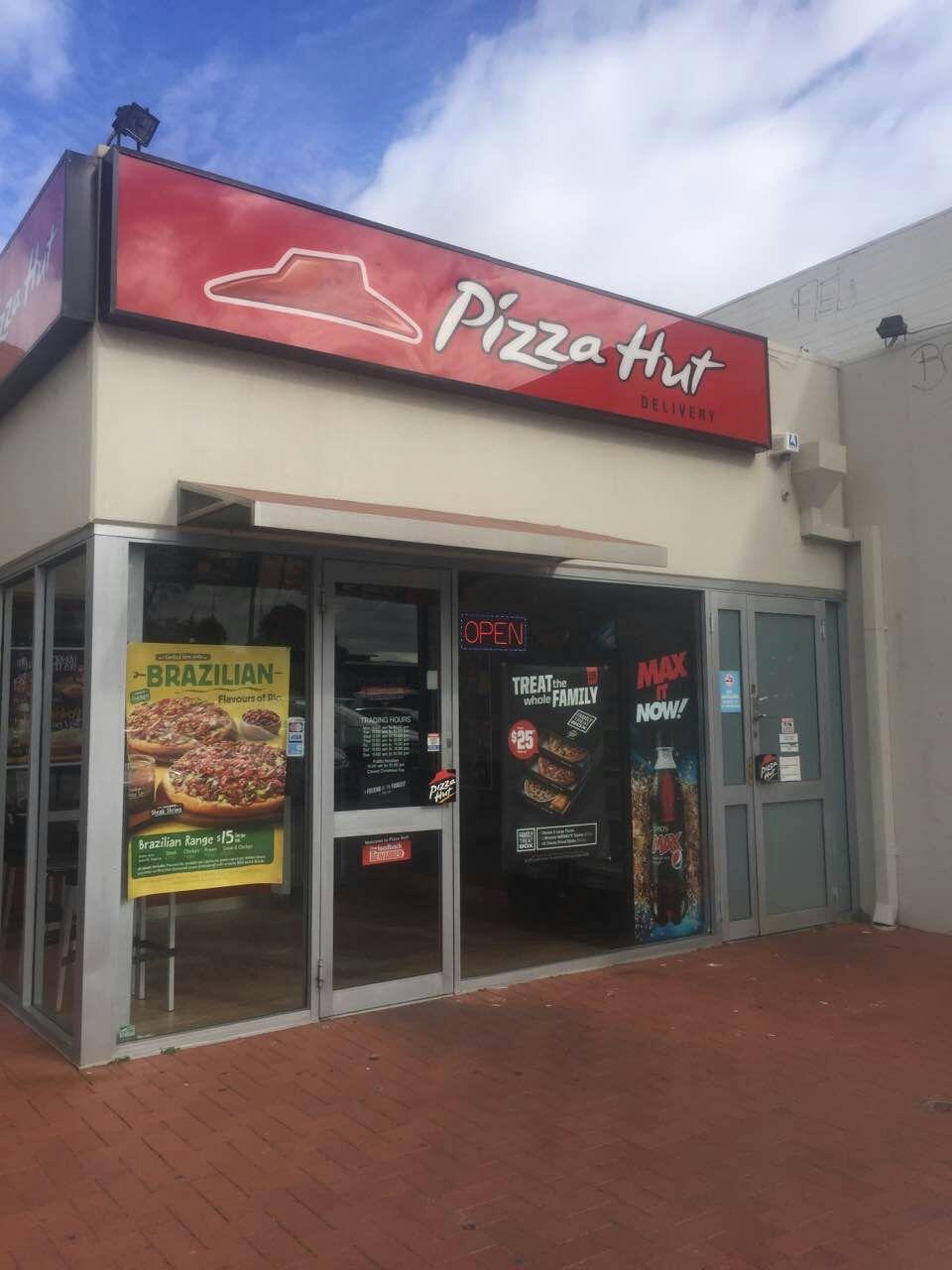 Pizza Hut North of the River