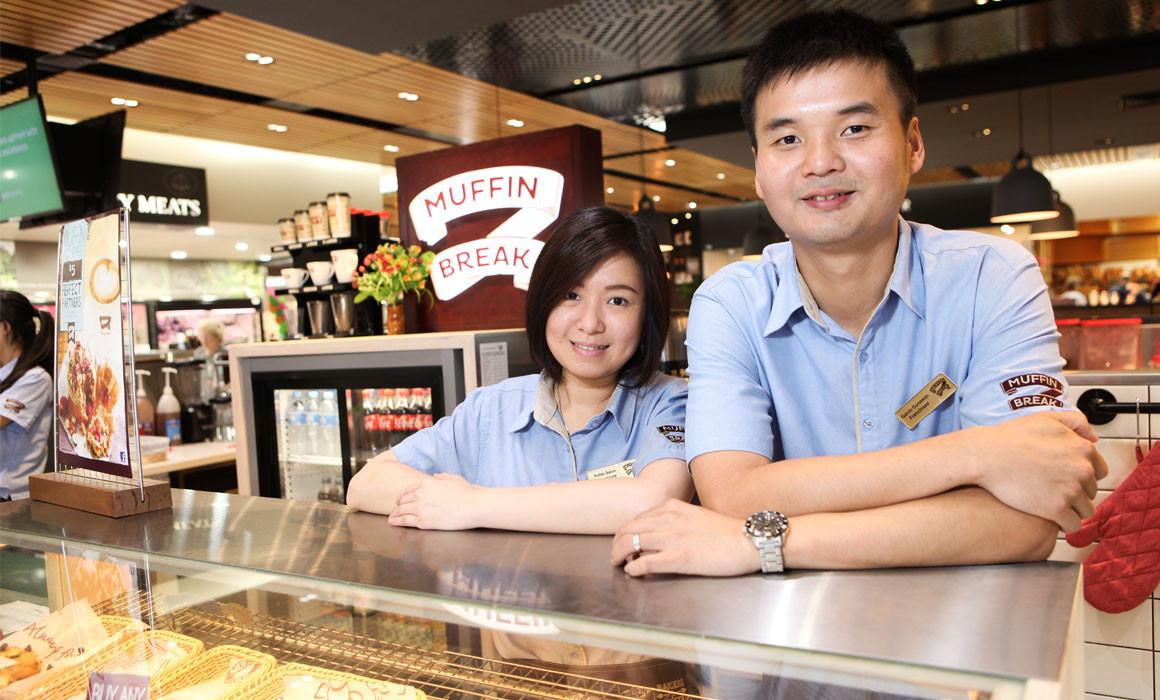 Muffin Break Franchise Opportunity