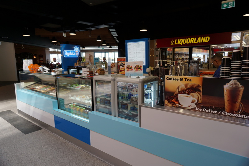 Coffee & snacks & Ice cream – New Centre NOR Give away price