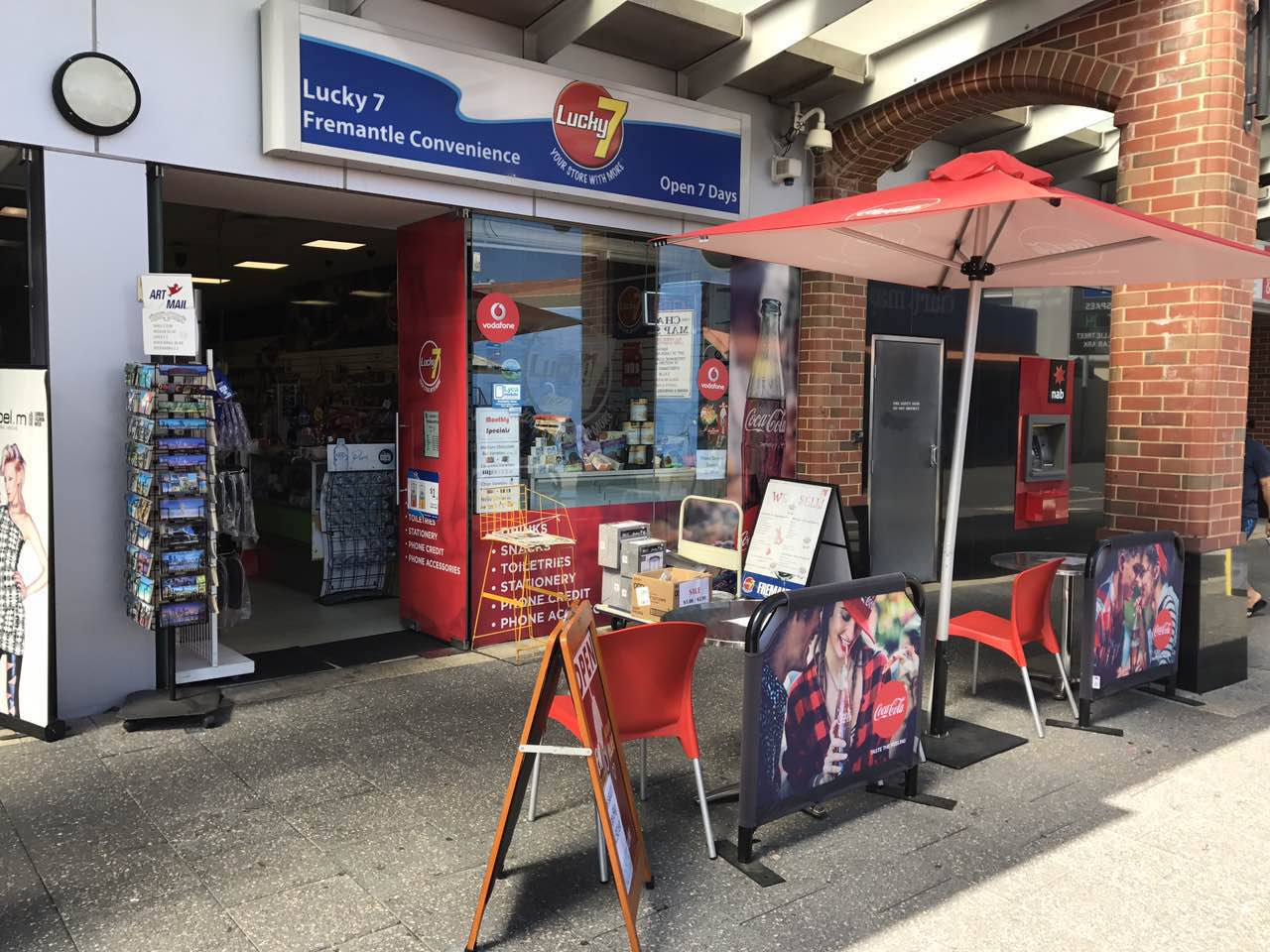 Convenience store in Fremantle, get your money back in a year
