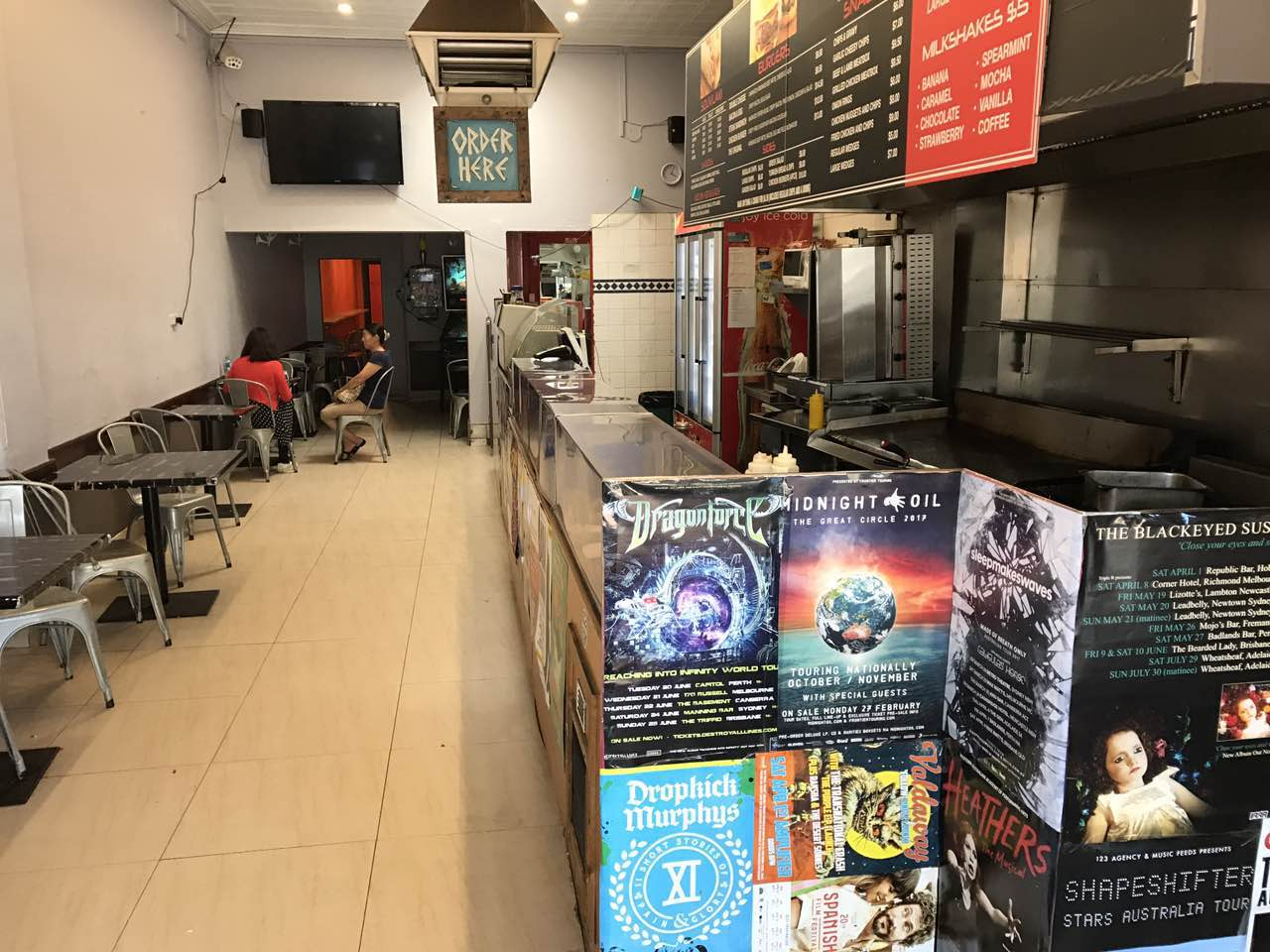 Kebab shop, Income to owner above $100,000 per year