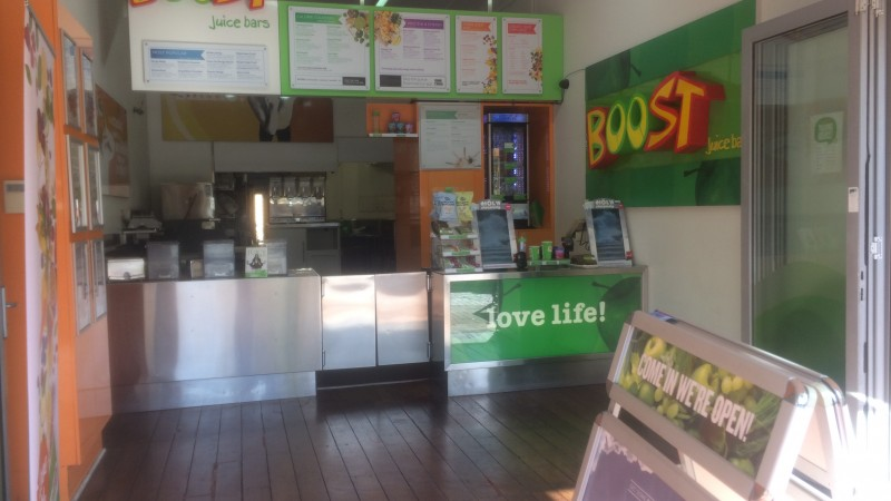 Boost Juice for sale