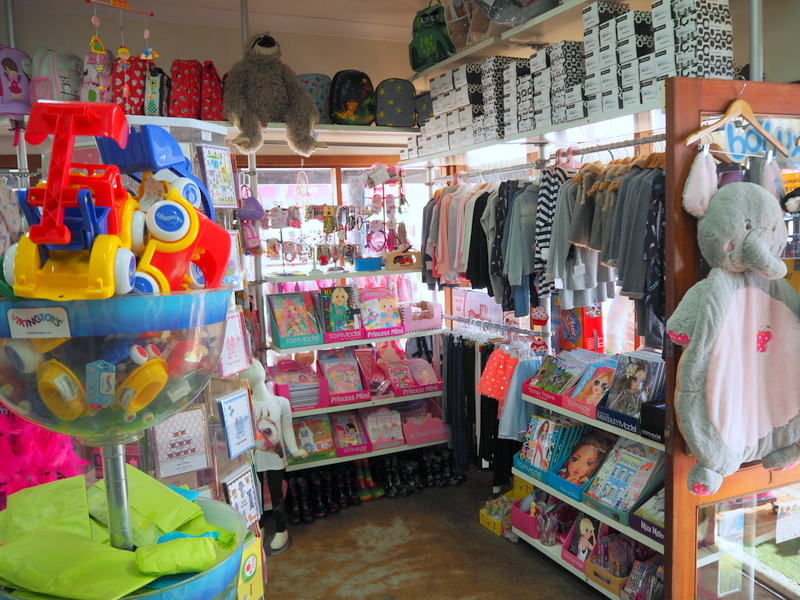 Profitable children's clothing  Margaret River