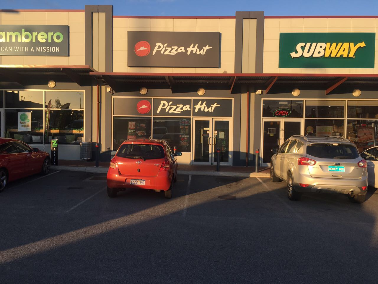 PIZZA HUT NOR – Price Reduced