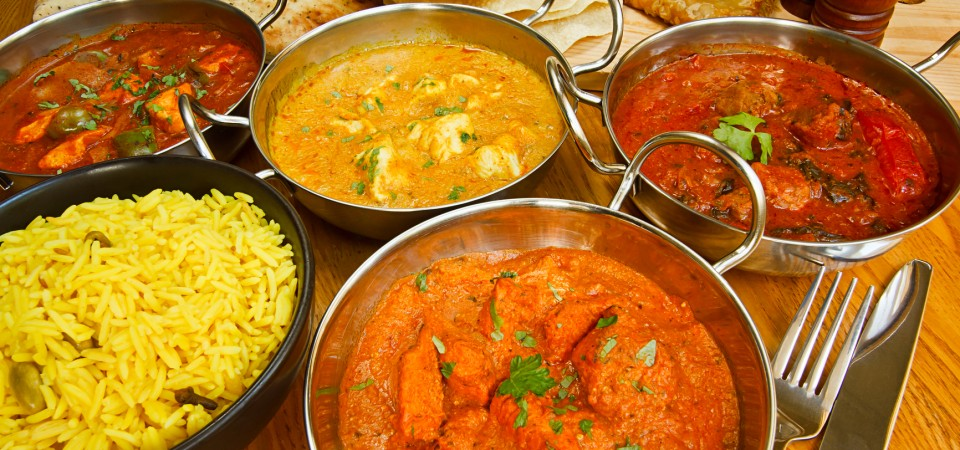 QUALITY INDIAN CUISINE  THREE VENUES  NOR