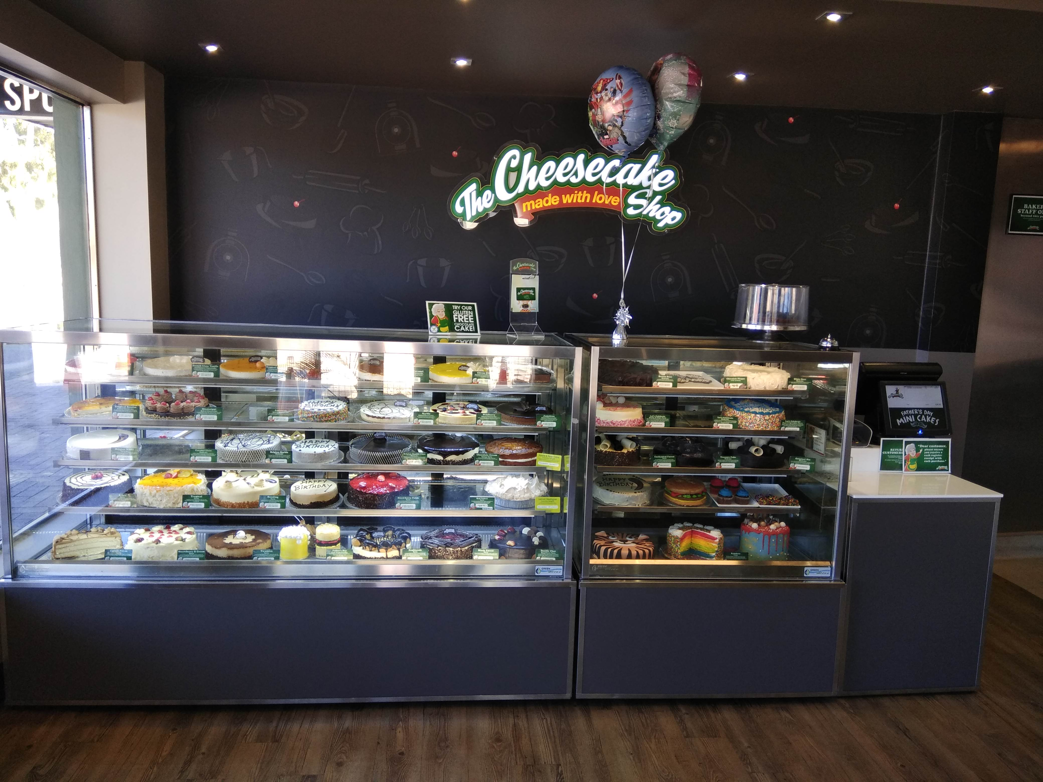 The Cheesecake Shop- Price Reduced Great Location