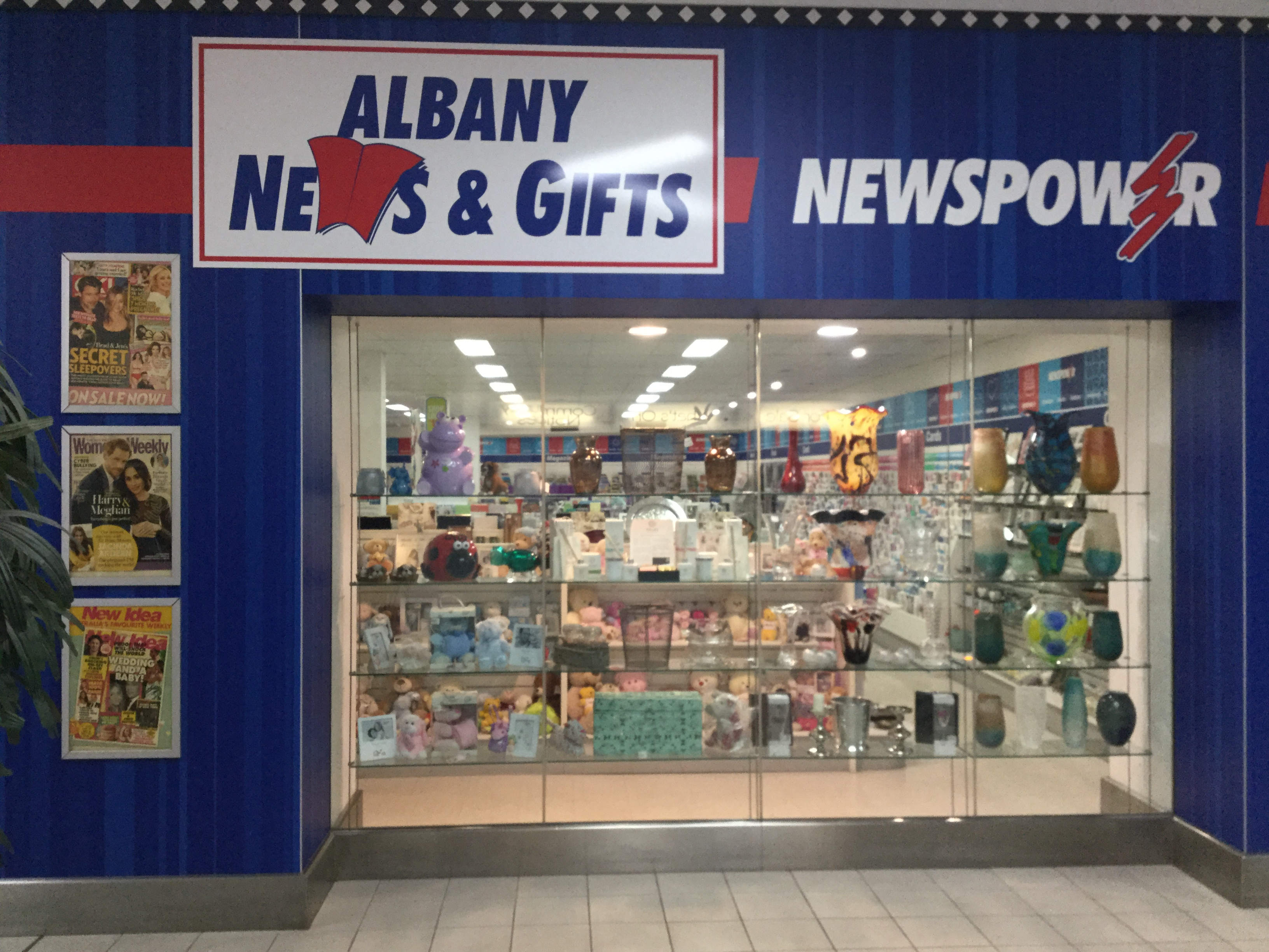 Albany New Listing -LOTTERY NEWS & GIFTS