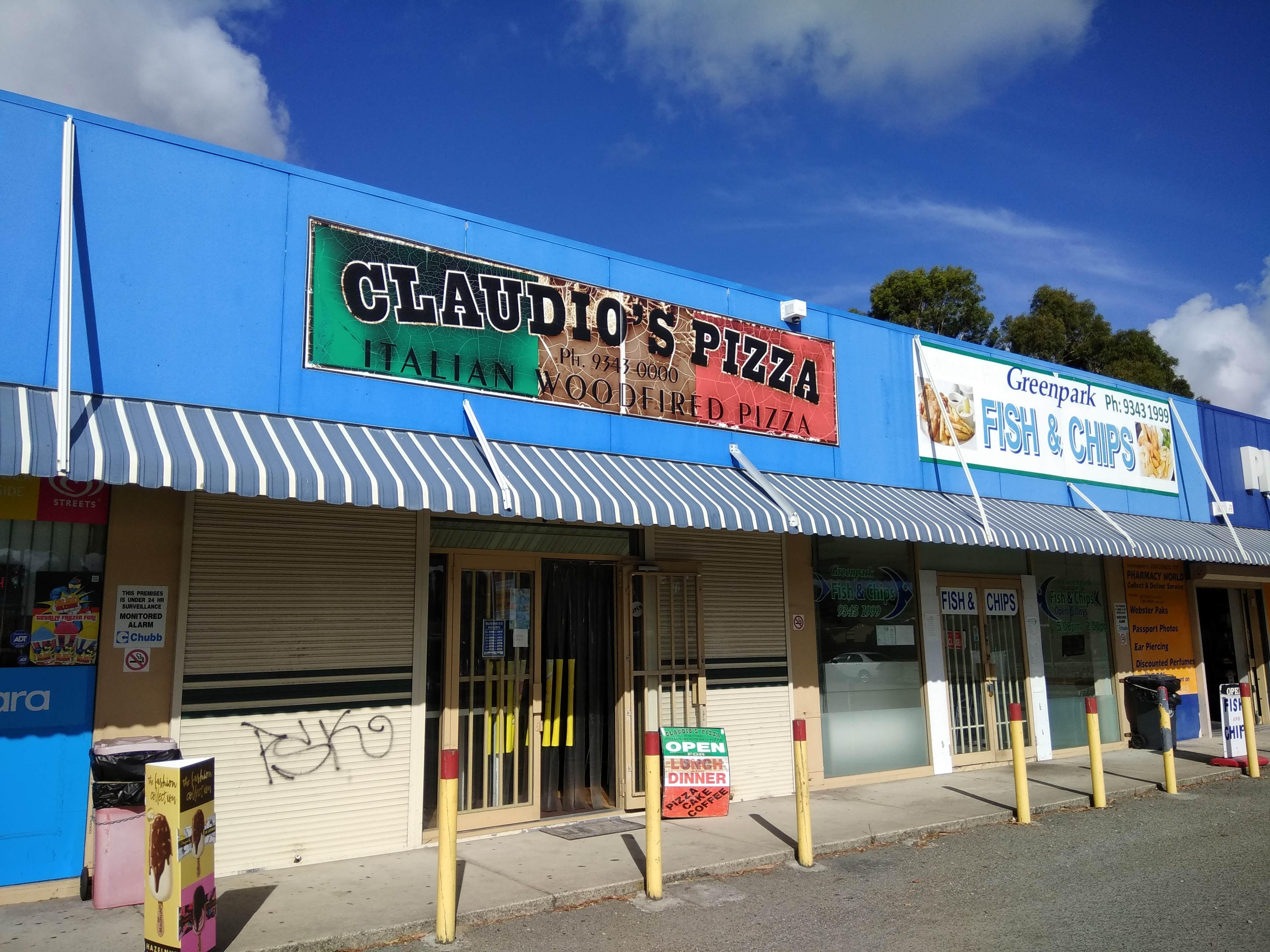 Claudio's Pizza- Woodfire Urgent Sale Neg ROI 120%