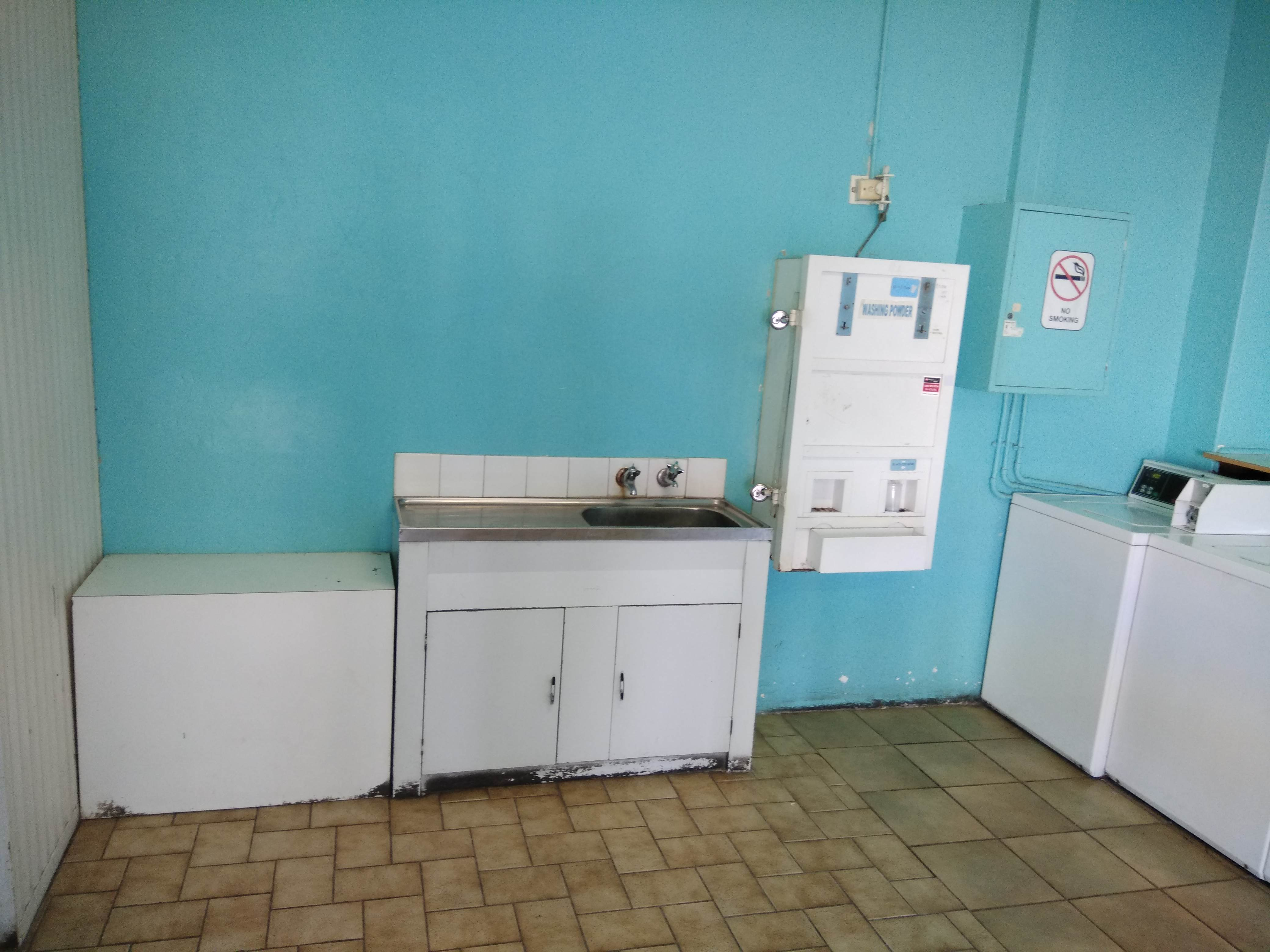 Laundromat -1st Class -OFFERS INVITED