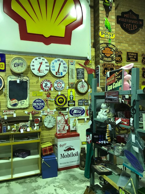 Collectables -pre-owned. Various income streams.