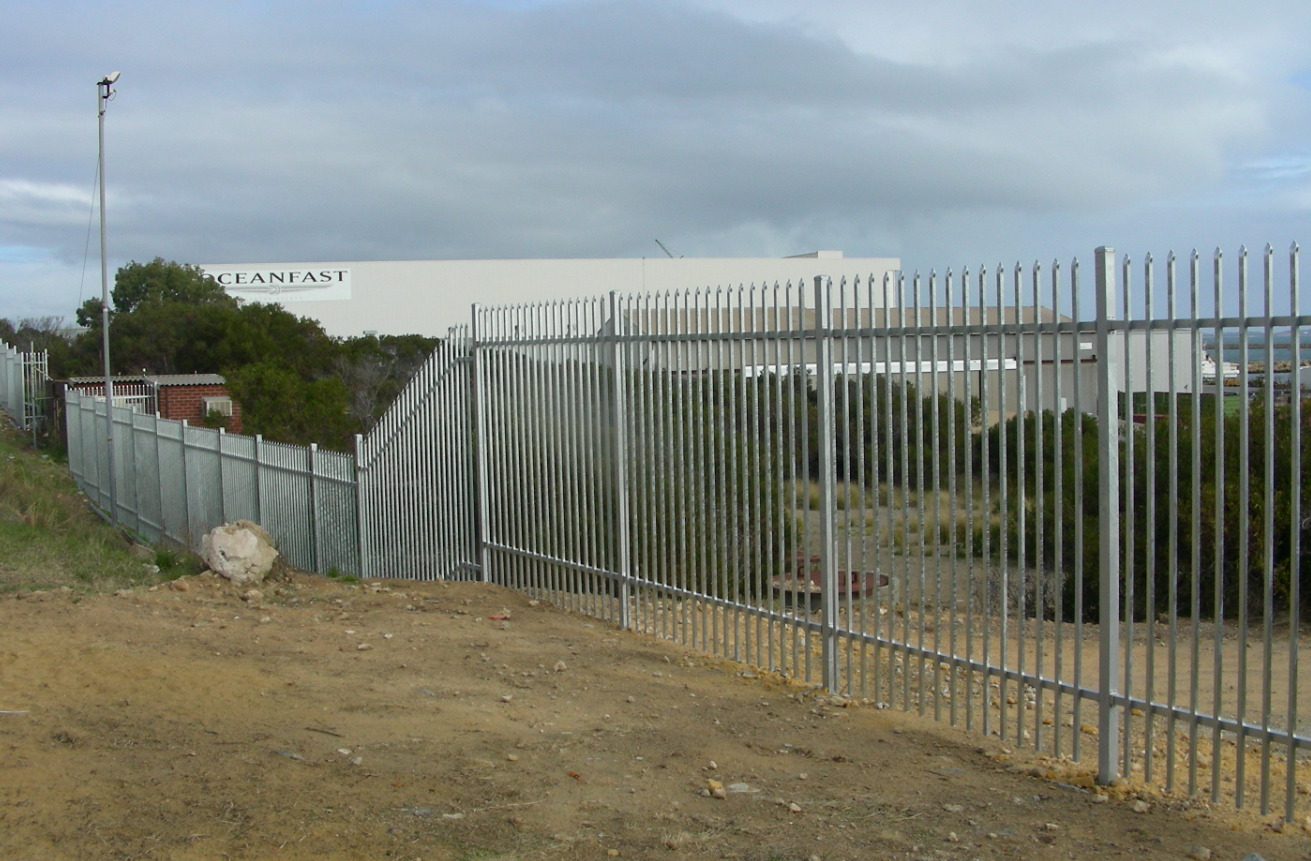 Security & Barrier Fencing