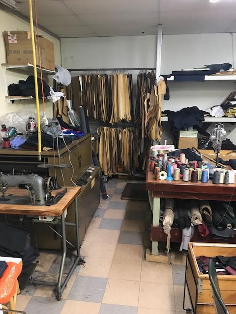 Long established tailor – prime location