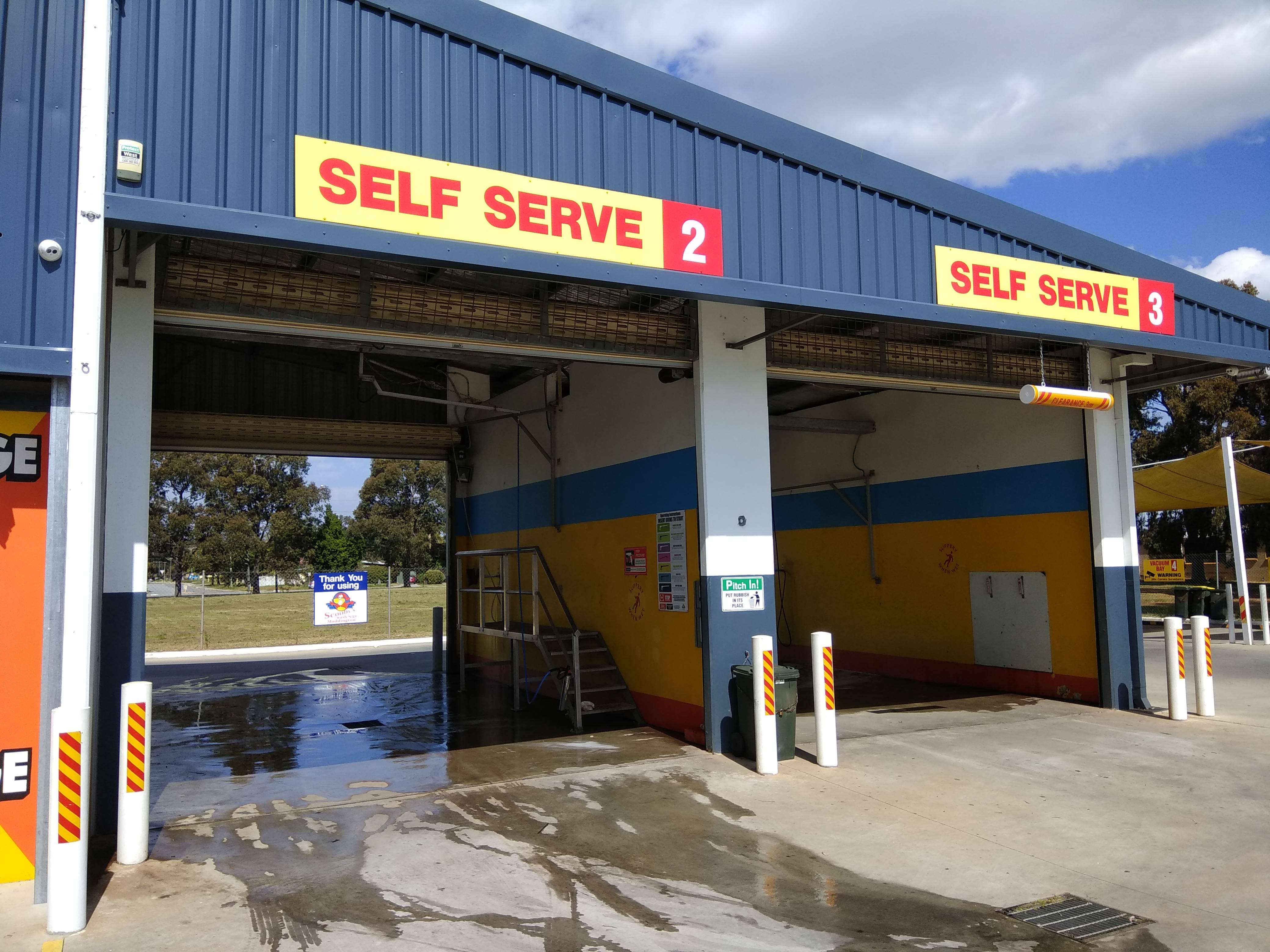 Car Wash Business for sale- SOR